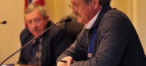 Parole board hearing