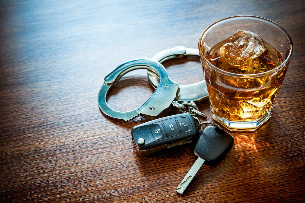 DUI Conviction Jail Time Criminal Law